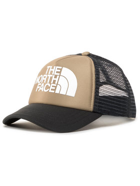 The North Face The North Face Καπέλο Jockey Youth Logo Trucker NF0A3SIIQ63 Μαύρο
