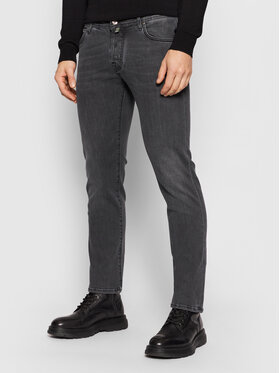 Jacob Cohën Jacob Cohën Jeans Nick U Q E06 01 S 3617 Grigio Slim Fit