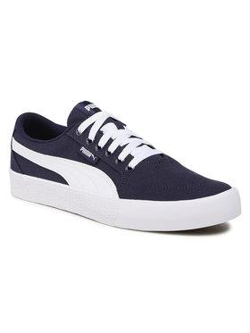 Puma Puma Sneakersy C-Skate Vulc 374901 03 Granatowy