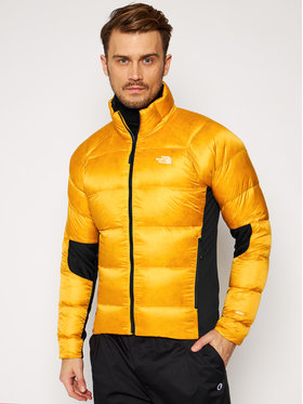 The North Face The North Face Geacă din puf Crimptastic Hybrid NF0A3YHV56P1 Galben Regular Fit