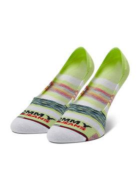 Tommy Jeans Tommy Jeans Kotníkové ponožky Unisex 100002406 Zelená