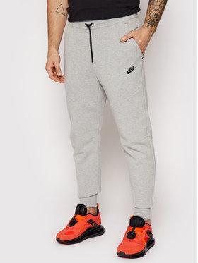 Nike Nike Teplákové nohavice Nsw Tech Fleece CU4495 Sivá Slim Fit