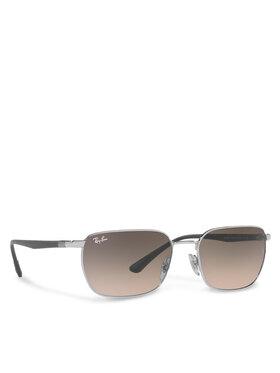 Ray-Ban Ray-Ban Сонцезахисні окуляри 0RB3684 003/32 Сірий