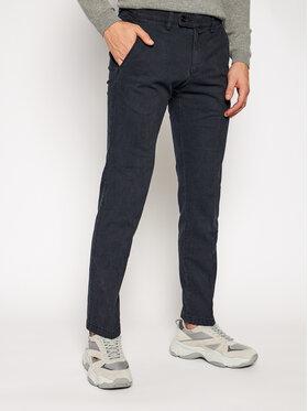 Digel Digel Pantalon en tissu Lago-G 1201568 Bleu marine Modern Fit
