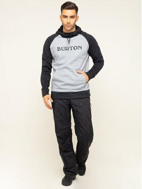 Burton Burton Spodnie narciarskie Covert 13160105001 Czarny Regular Fit