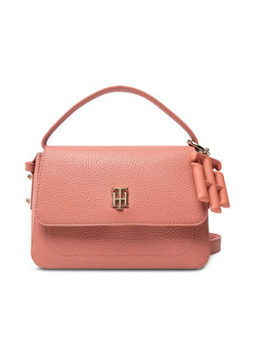 Tommy Hilfiger Tommy Hilfiger Geantă Th Soft Crossover AW0AW10104 Roz