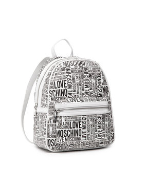 LOVE MOSCHINO LOVE MOSCHINO Rucsac JC4157PP1DLE110A Alb