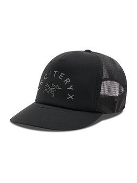Arc'teryx Arc'teryx Baseball sapka Trucker Curved 27695 Fekete