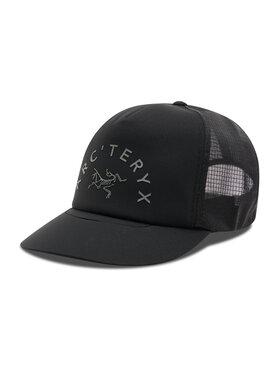 Arc'teryx Arc'teryx Шапка с козирка Trucker Curved 27695 Черен