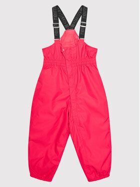 Reima Reima Зимни панталони Stockholm 512112 Розов Regular Fit