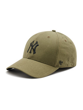 47 Brand 47 Brand Șapcă New York Yankees Grid Lock B-GRDLM17RCP-XC Verde