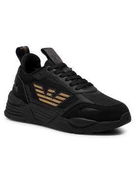 EA7 Emporio Armani EA7 Emporio Armani Sneakers X8X070 XK165 M701 Nero