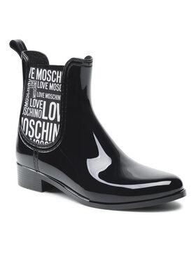 LOVE MOSCHINO LOVE MOSCHINO Guminiai batai JA21153G1DIR2000 Juoda