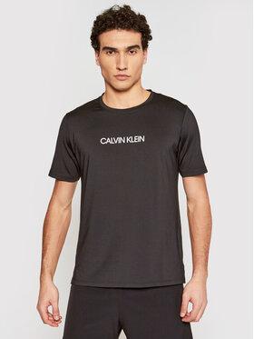 Calvin Klein Performance Calvin Klein Performance Φανελάκι τεχνικό 00GMS1K265 Μαύρο Regular Fit