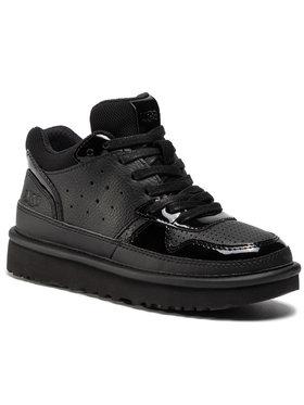 Ugg Ugg Сникърси W Highland Sneaker 1111336 Черен