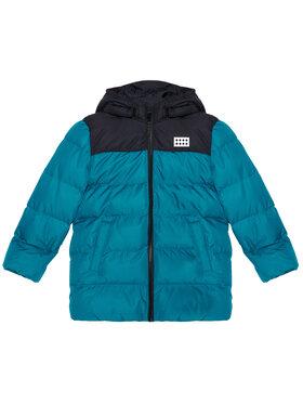 LEGO Wear LEGO Wear Vatovaná bunda LwJoshua 709 22895 Modrá Regular Fit