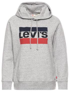 Levi's® Levi's® Mikina Graphic Sport 35946-0000 Šedá Regular Fit