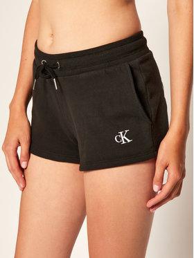 Calvin Klein Jeans Calvin Klein Jeans Sportovní kraťasy J20J214177 Černá Regular Fit