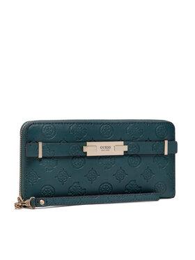 Guess Guess Velká dámská peněženka Bea (VS) SWVS81 32460 Zelená