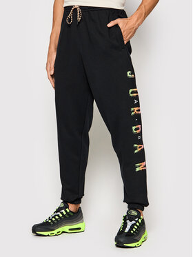 Nike Nike Teplákové nohavice Dna CZ4843 Čierna Standard Fit