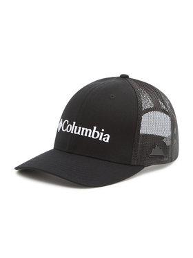 Columbia Columbia Šilterica Mesh Snap Back Hat CU9186 Crna