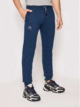 La Martina La Martina Pantaloni da tuta CCMT03 FP059 Blu scuro Regular Fit