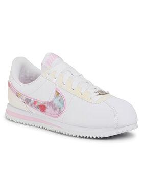 Nike Nike Cipő Cortez Basic Sl Se (GS) CN8145 100 Fehér