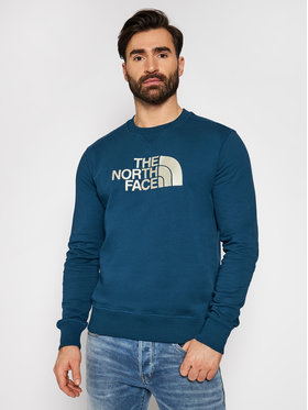 The North Face The North Face Sweatshirt Drew Peak Crew NF0A4T1EBH71 Blau Regular Fit