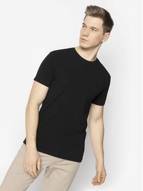 Trussardi Jeans Trussardi Jeans T-Shirt 52T00309 Schwarz Slim Fit