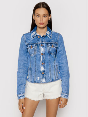 Tommy Jeans Tommy Jeans Giacca di jeans Truck DW0DW10473 Blu Regular Fit
