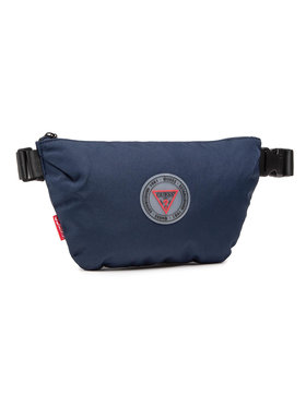 Guess Guess Чанта за кръст Elvis HMELVI P1130 Тъмносин