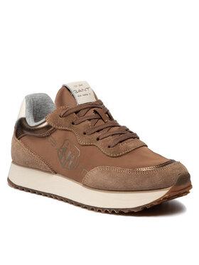 Gant Gant Sneakersy Bevinda 23533026 Hnedá