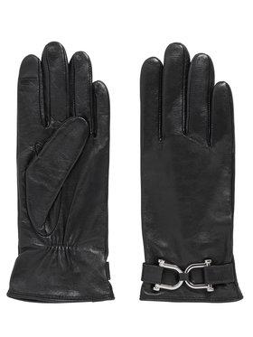 Boss Boss Dámske rukavice Ghristy 50437332 Čierna