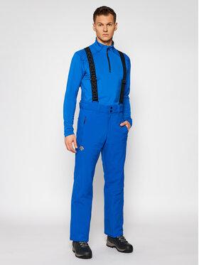 Descente Descente Lyžiarske nohavice Roscoe DWMQGD41 Tmavomodrá Tailored Fit