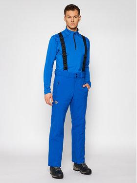 Descente Descente Pantaloni da sci Roscoe DWMQGD41 Blu scuro Tailored Fit