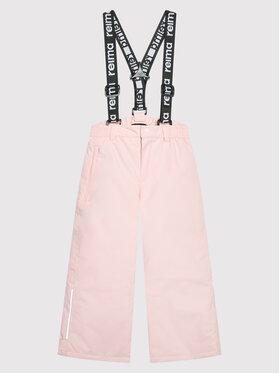 Reima Reima Spodnie zimowe Loikka 522281A Różowy Regular Fit