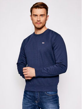 Tommy Jeans Tommy Jeans Sweatshirt DM0DM09591 Bleu marine Regular Fit