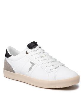 Trussardi Trussardi Sneakersy 77A00378 Biela
