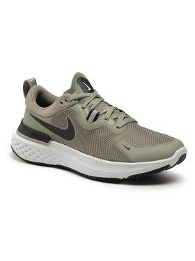 Nike Nike Chaussures React Miler CW1777 300 Vert