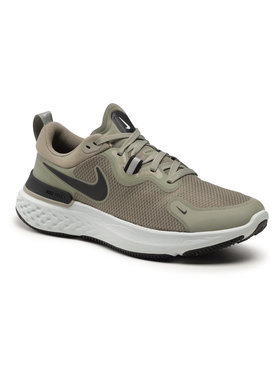 Nike Nike Обувки React Miler CW1777 300 Зелен