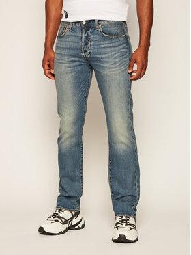 Levi's® Levi's® Blugi Regular Fit 501® Original Fit 00501-3058 Bleumarin Regular Fit