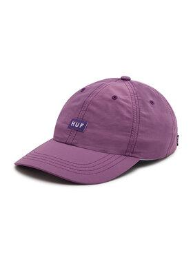 HUF HUF Kepurė su snapeliu Fuck It Intl Cv 6 Panel HT00528 Violetinė