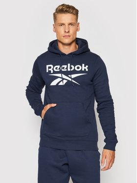 Reebok Reebok Bluza Identity GR1660 Granatowy Regular Fit
