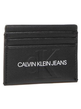 Calvin Klein Jeans Calvin Klein Jeans Étui cartes de crédit Cardcase 6Cc K60K607230 Noir