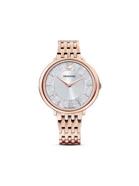 Swarovski Swarovski Montre Crystalline Chic Mb 5544590 Or