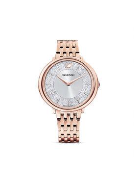 Swarovski Swarovski Uhr Crystalline Chic Mb 5544590 Goldfarben