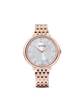 Swarovski Swarovski Zegarek Crystalline Chic Mb 5544590 Złoty