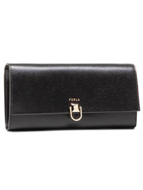Furla Furla Veľká dámska peňaženka Miss Mimi WP00066-A.0295-O6000-1-007-20-CN-P Čierna