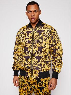 Versace Jeans Couture Versace Jeans Couture Μπόμπερ μπουφάν C1GWA9A7 Κίτρινο Regular Fit