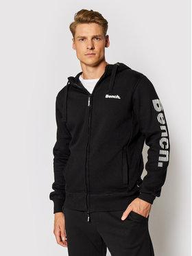 Bench Bench Sweatshirt Maslow 117205 Schwarz Regular Fit